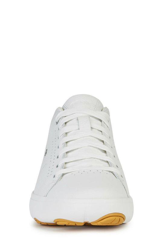 Geox - Kožené boty Svršek: Textilní materiál, Přírodní kůže Vnitřek: Textilní materiál, Přírodní kůže Podrážka: Umělá hmota