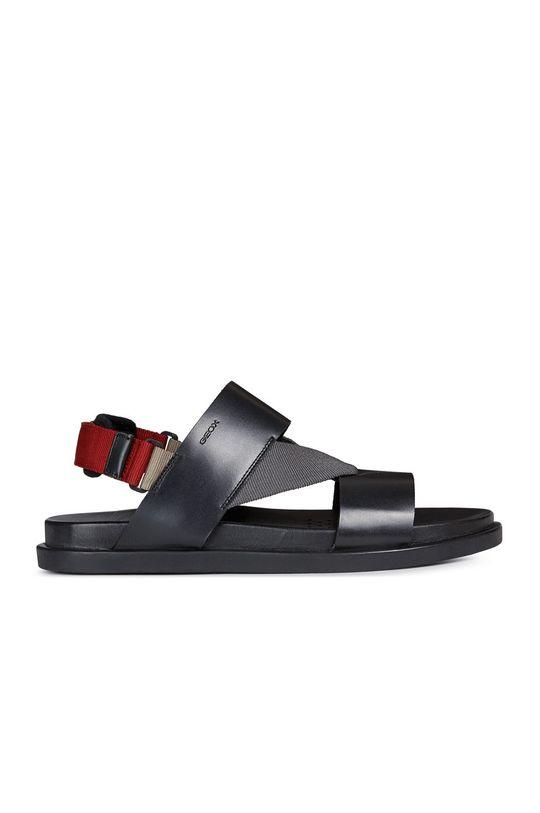 sivá Geox - Sandále Pánsky