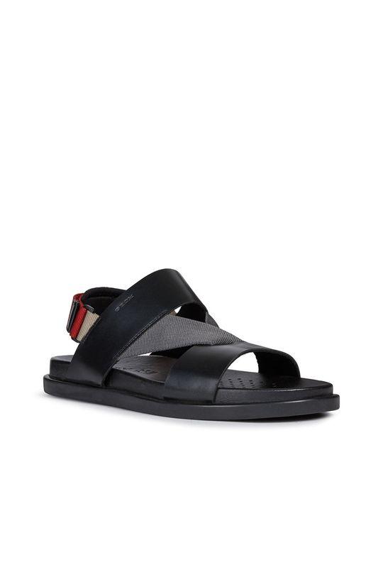 Geox - Sandále sivá