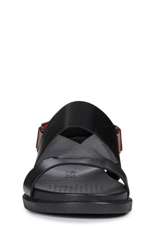 Geox - Sandále  Zvršok: Textil, Prírodná koža Vnútro: Textil, Prírodná koža Podrážka: Syntetická látka