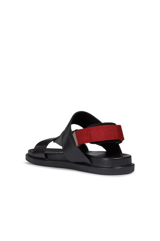 sivá Geox - Sandále