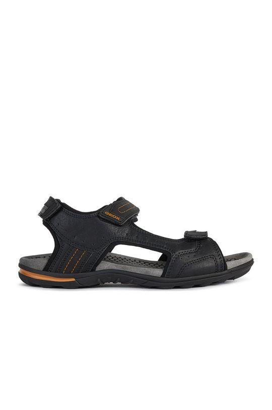 negru Geox - Sandale De bărbați