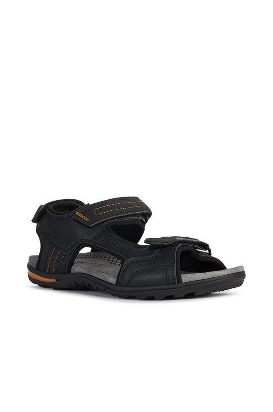 Geox - Sandale negru