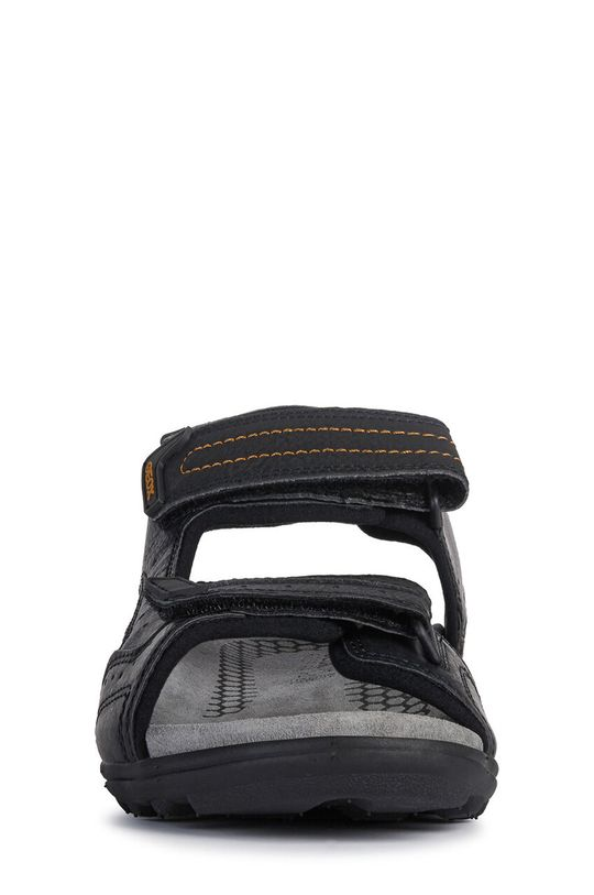 Geox - Sandale Gamba: Material sintetic, Material textil Interiorul: Material textil, Piele naturala Talpa: Material sintetic