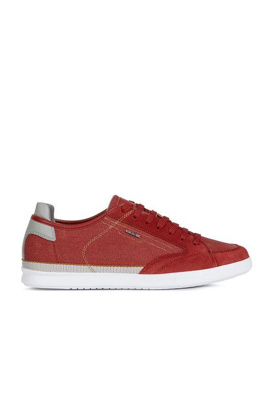 červená Geox - Topánky Pánsky