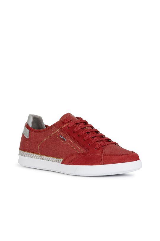 Geox - Topánky červená