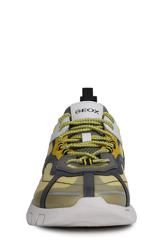Geox - Pantofi Gamba: Material sintetic, Material textil Interiorul: Material textil, Piele naturala Talpa: Material sintetic