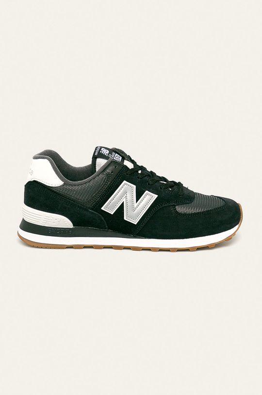 čierna New Balance - Topánky ML574SPT Pánsky