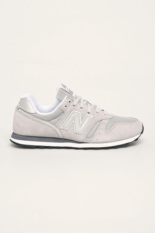 svetlosivá New Balance - Topánky ML373CE2 Pánsky
