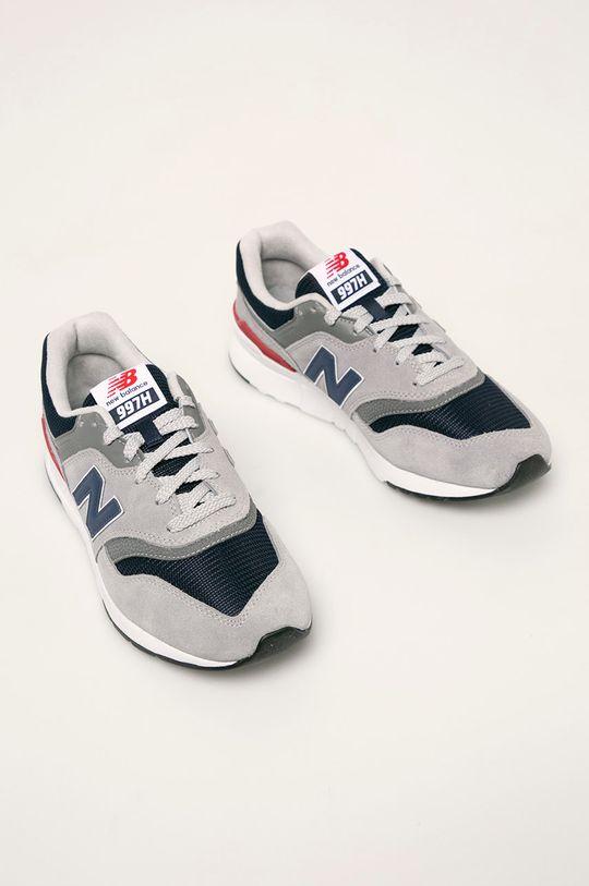 New Balance - Topánky CM997HCJ sivá