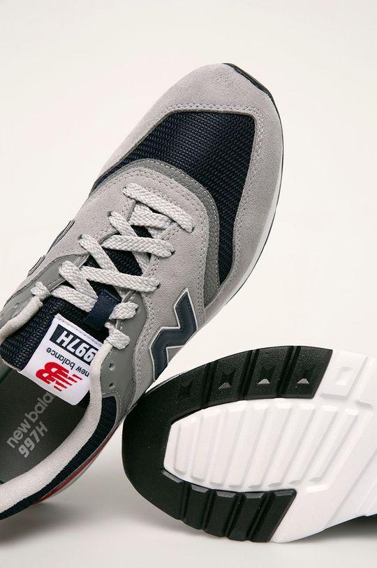 sivá New Balance - Topánky CM997HCJ