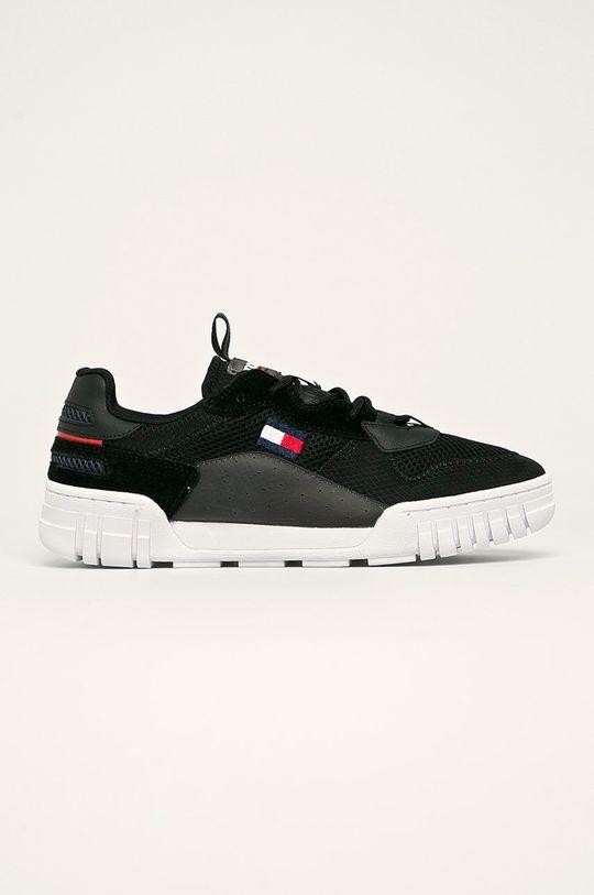 negru Tommy Jeans - Pantofi EM0EM00398 De bărbați