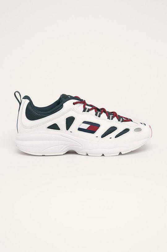 бял Tommy Jeans - Обувки Чоловічий