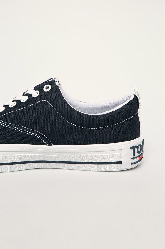 Tommy Jeans - Tenisky  Svršek: Textilní materiál Vnitřek: Textilní materiál Podrážka: Umělá hmota