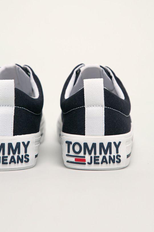 námořnická modř Tommy Jeans - Tenisky