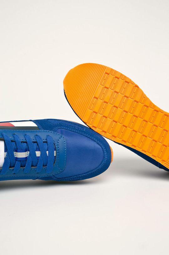 niebieski Tommy Jeans - Buty