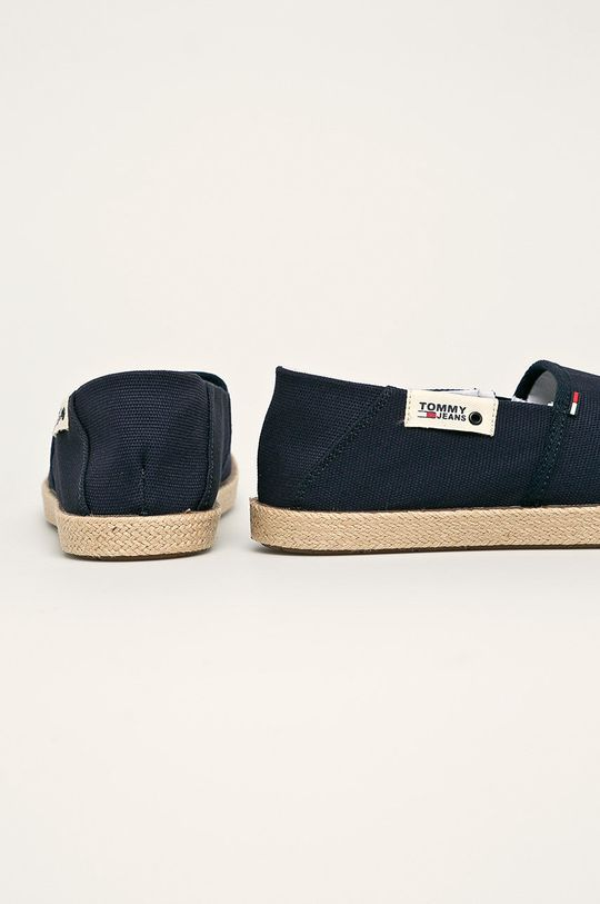 Tommy Jeans - Espadrile Gamba: Material textil Interiorul: Material textil Talpa: Material sintetic