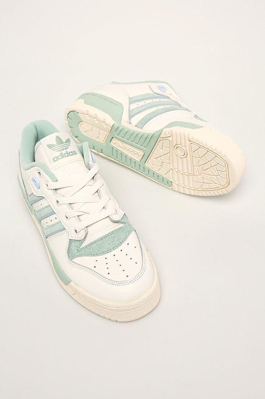 adidas Originals - Kožené boty Rivalry Pánský