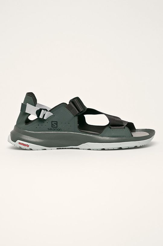 čierna Salomon - Sandále Tech Sandal Pánsky