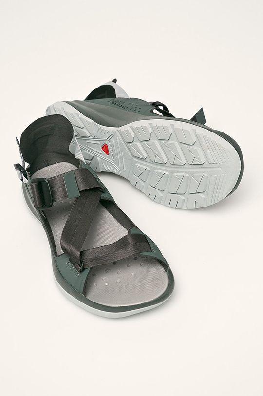 čierna Salomon - Sandále Tech Sandal