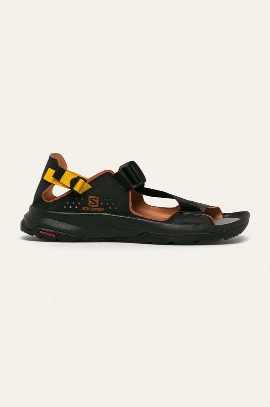 černá Salomon - Sandály Tech Sandal Pánský