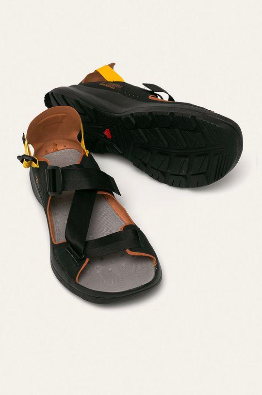 černá Salomon - Sandály Tech Sandal