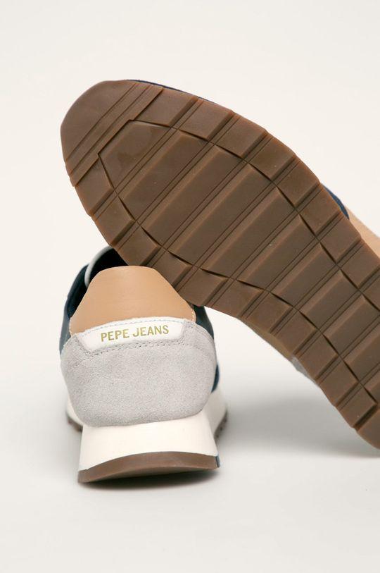 bleumarin Pepe Jeans - Pantofi Slab Basic