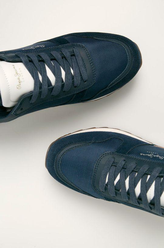Pepe Jeans - Pantofi Slab Basic De bărbați