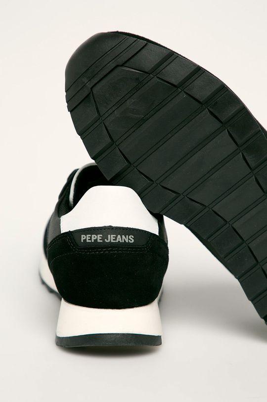 negru Pepe Jeans - Pantofi Slab Basic
