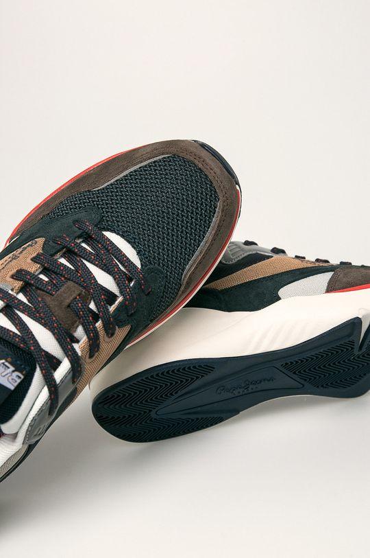 viacfarebná Pepe Jeans - Topánky Blake X73