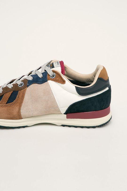Pepe Jeans - Pantofi Tinker Pro Summerland Gamba: Piele naturala, Material textil Interiorul: Material textil Talpa: Material sintetic