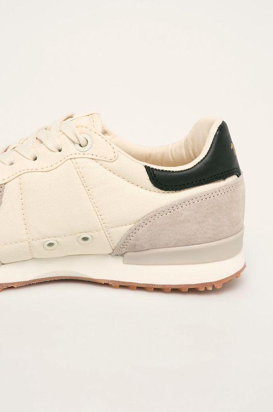 Pepe Jeans - Pantofi Tinker Jogger Gamba: Piele intoarsa, Material textil Interiorul: Material textil Captuseala: Material sintetic
