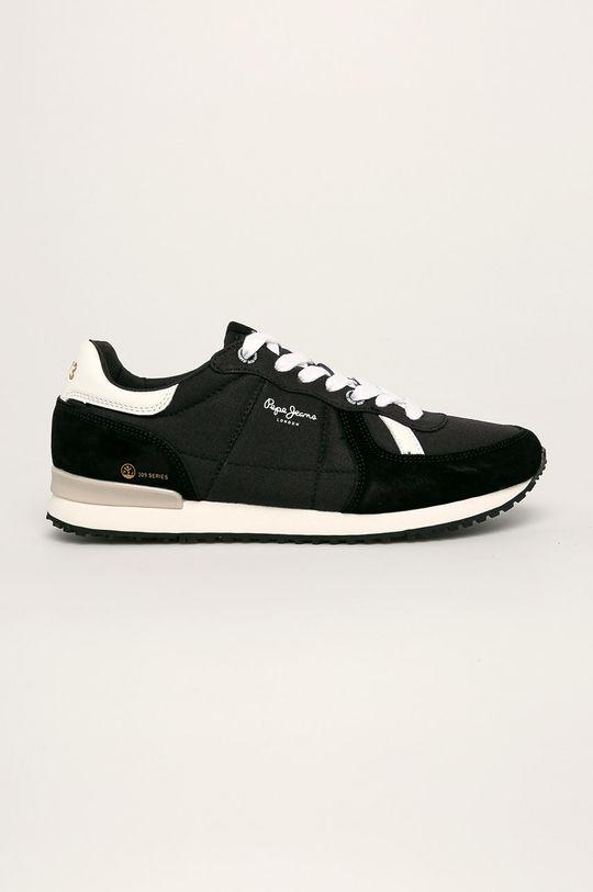 negru Pepe Jeans - Pantofi Tinker Jogger De bărbați