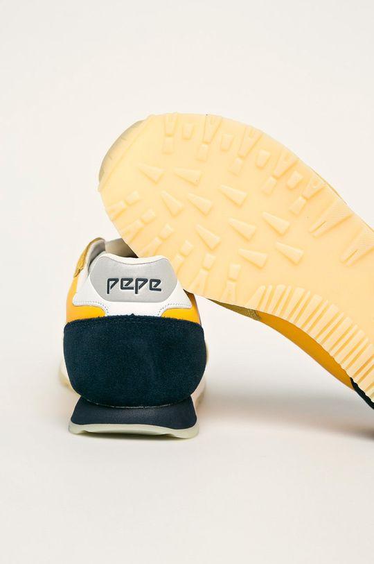 žltá Pepe Jeans - Topánky Klein Archive summer
