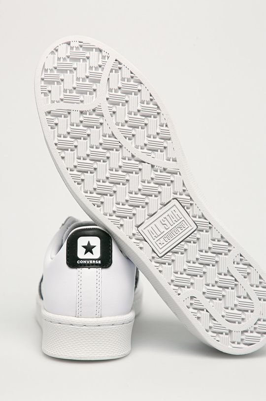 Converse - Ghete de piele  Gamba: Piele naturala Interiorul: Material textil Talpa: Material sintetic