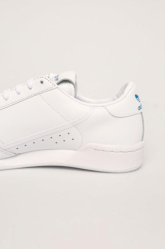 adidas Originals - Kožená obuv Continental 80  Zvršok: Prírodná koža Vnútro: Textil Podrážka: Syntetická látka
