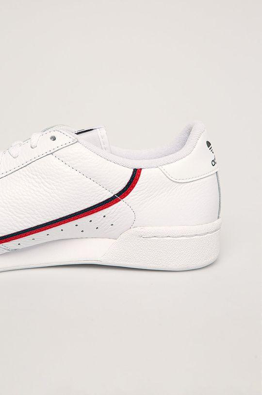 adidas Originals - Boty Continental 80 Svršek: Umělá hmota, Přírodní kůže Vnitřek: Textilní materiál Podrážka: Umělá hmota