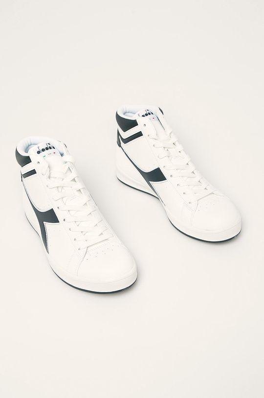 Diadora - Pantofi Game alb