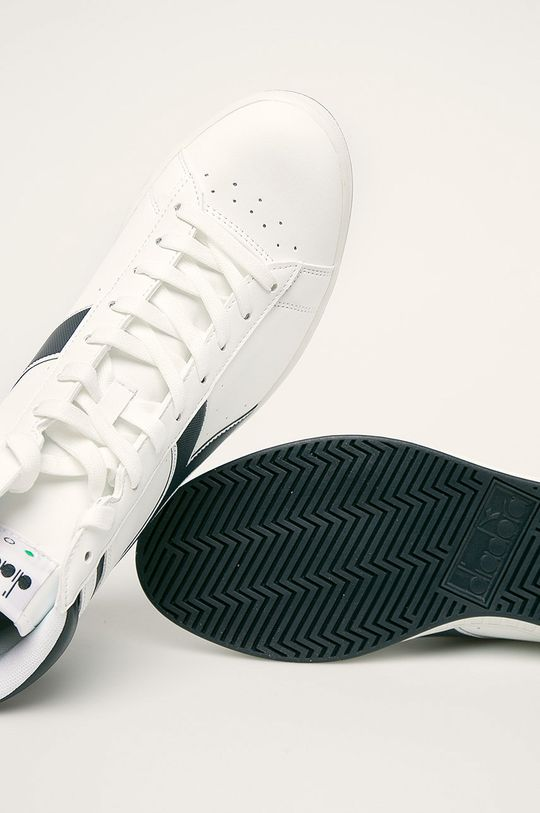 alb Diadora - Pantofi Game
