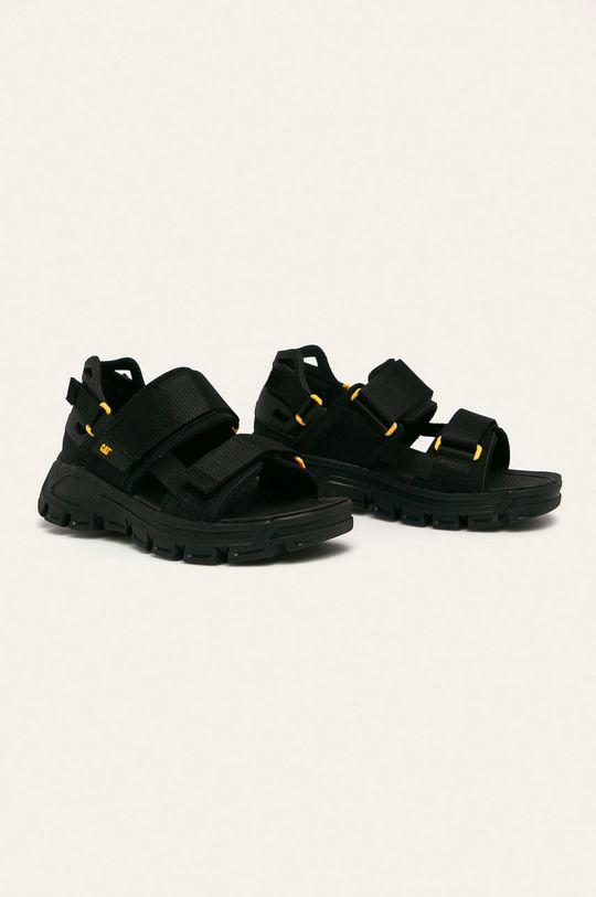 Caterpillar - Sandály Progressor černá