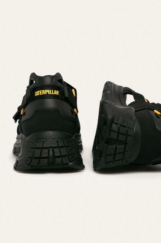 Caterpillar - Sandály Progressor  Svršek: Textilní materiál, Přírodní kůže Vnitřek: Textilní materiál Podrážka: Umělá hmota