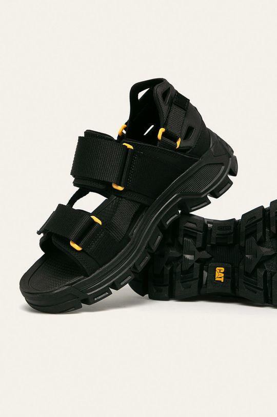 černá Caterpillar - Sandály Progressor