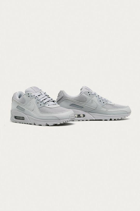 Nike - Pantofi Air Max 90 gri