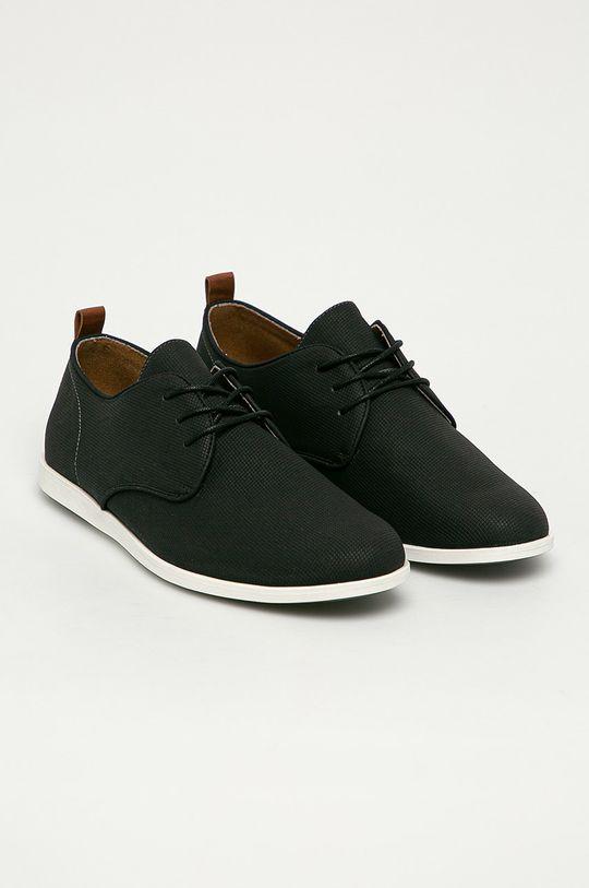 Aldo - Pantofi Laroalian negru