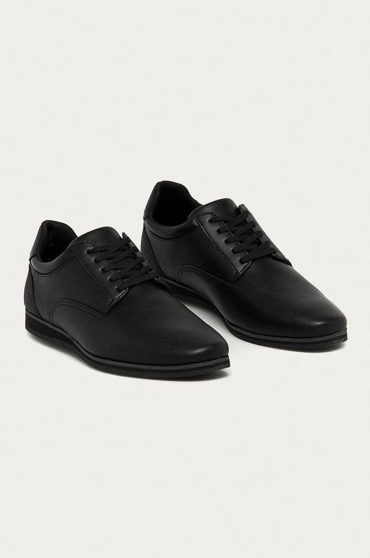 Aldo - Pantof Toppole negru