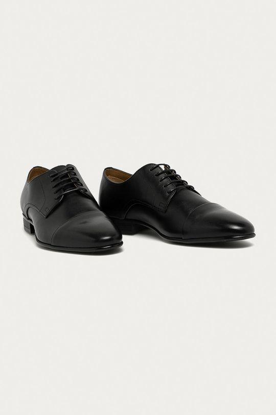 Aldo - Pantofi de piele Ancede negru