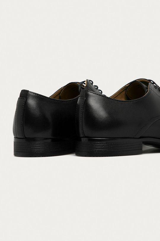 Aldo - Pantofi de piele Ancede  Gamba: Piele naturala Interiorul: Material sintetic, Material textil, Piele naturala Talpa: Material sintetic