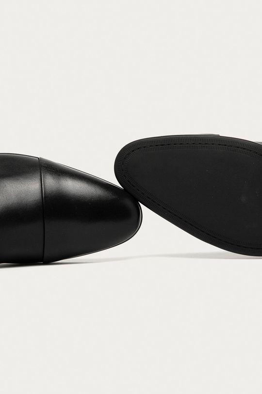 negru Aldo - Pantofi de piele Ancede