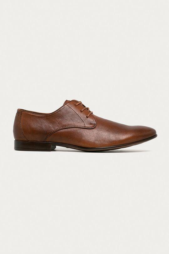 maro Aldo - Pantofi de piele Guaran De bărbați