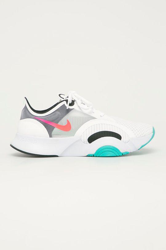 biały Nike - Buty Superrep Go Męski